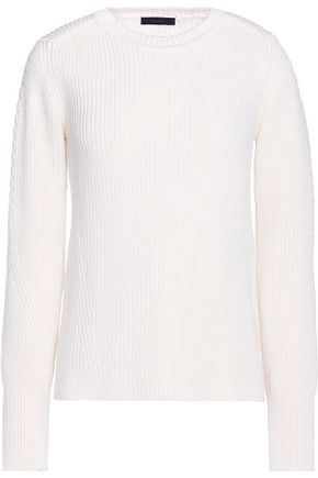 BELSTAFF Wimborne ribbed wool sweater