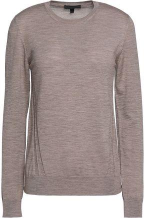 BELSTAFF Somerby paneled wool sweater