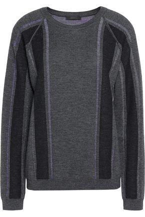 BELSTAFF Paneled wool sweater