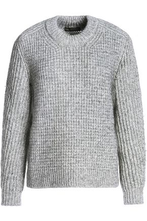 BELSTAFF Rorrington cotton and wool-blend sweater