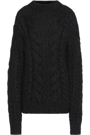 BELSTAFF Cable-knit sweater