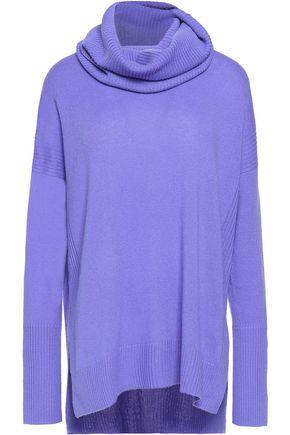 DIANE VON FURSTENBERG Turtleneck wool and cashmere-blend sweater