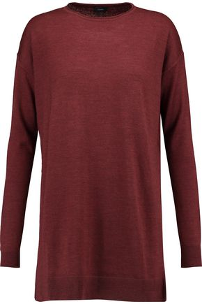 JOSEPH Tunic merino wool sweater