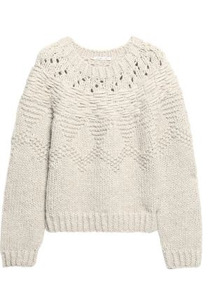 HELMUT LANG Chunky-knit sweater