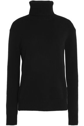 CHLOÉ Ribbed cashmere turtleneck sweater