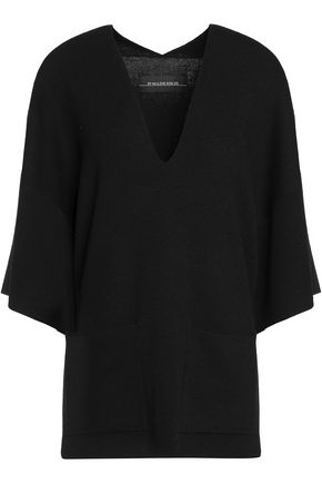 BY MALENE BIRGER Gayo ribbed wool-blend top