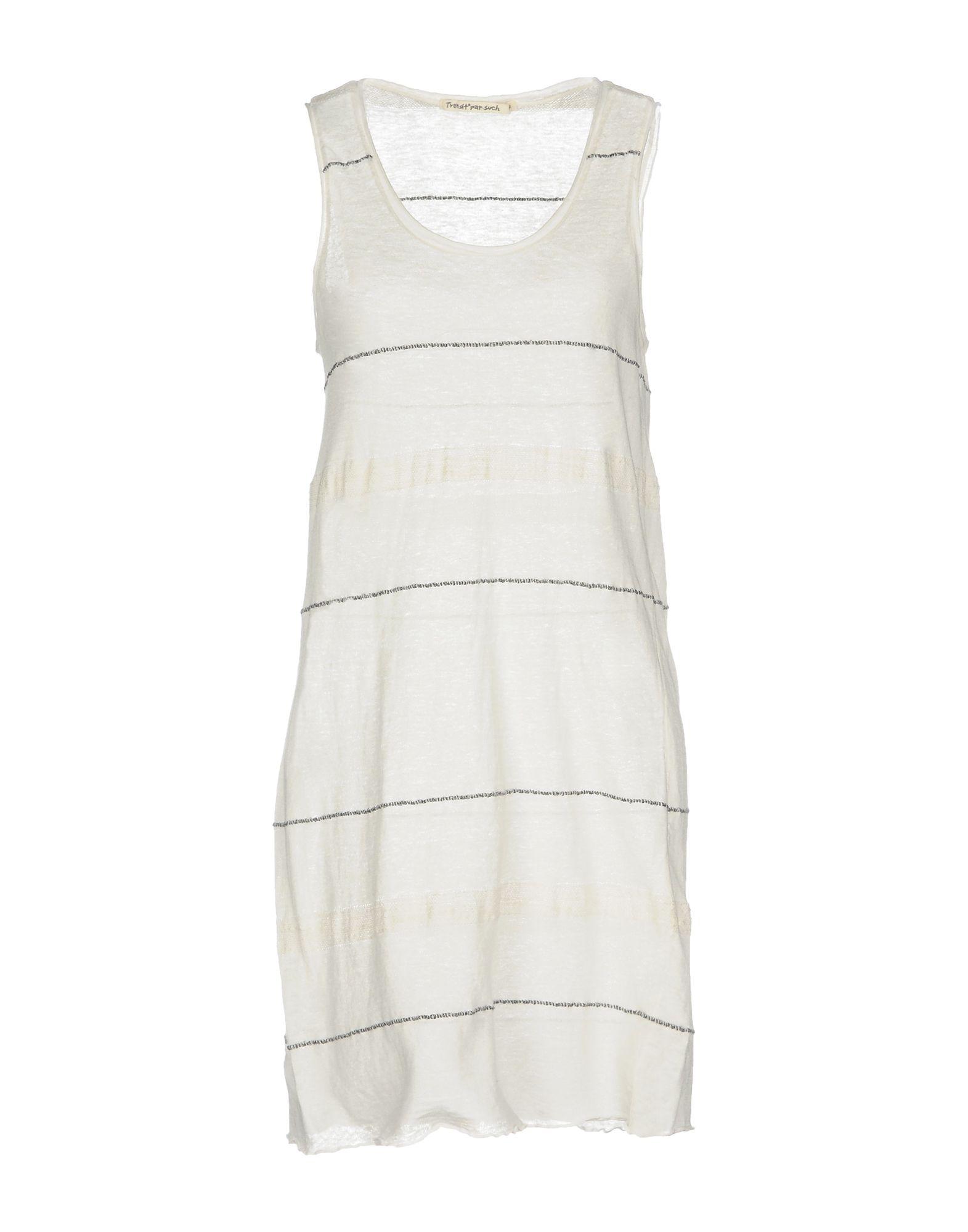 цена TRANSIT PAR-SUCH Короткое платье онлайн в 2017 году