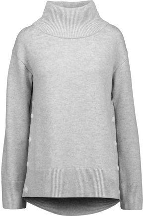 RAG & BONE Phyllis wool and cashmere-blend turtleneck sweater