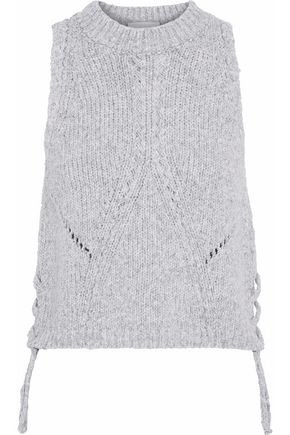 3.1 PHILLIP LIM Lattice open-knit sweater