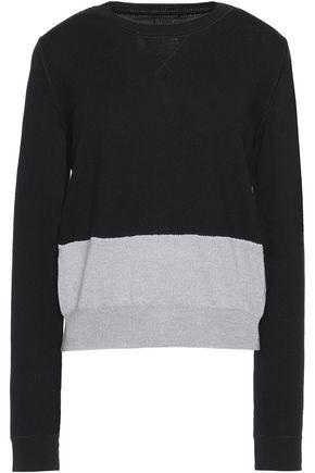 MM6 MAISON MARGIELA Two-tone wool sweater