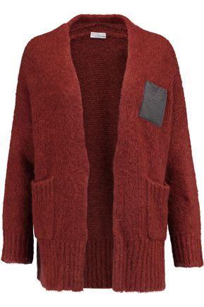 BRUNELLO CUCINELLI Embellished alpaca-blend cardigan