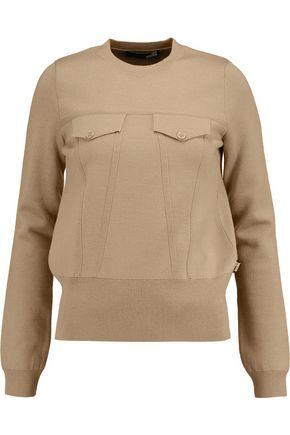 LOVE MOSCHINO Wool-blend sweater