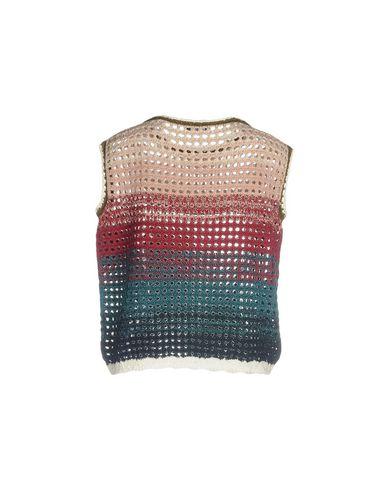 Фото 2 - Женский свитер ROBERTO COLLINA светло-розового цвета