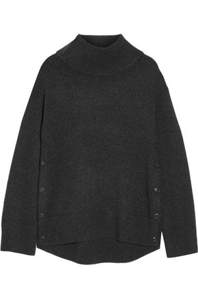 RAG & BONE Phyllis wool and cashmere-blend turtleneck sweater