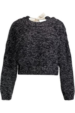 J.W.ANDERSON Tie-back stretch-knit sweater