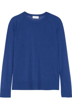 DKNY Marled knitted sweater