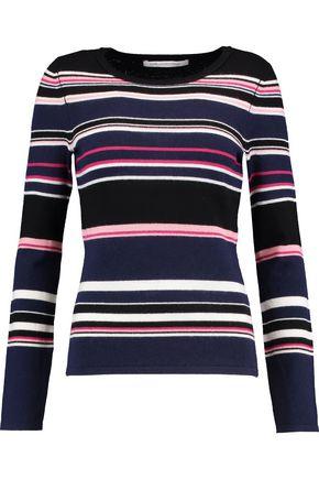 DIANE VON FURSTENBERG Jolanta wool and cashmere blend sweater