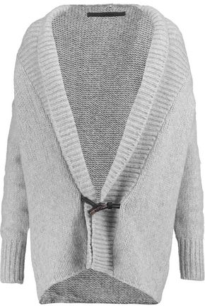 ENZA COSTA Stretch-knit cardigan