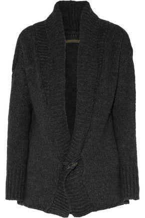 ENZA COSTA Stretch-knit cardigan