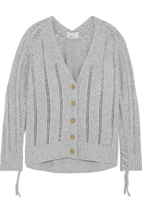 3.1 PHILLIP LIM Lace-up knitted sweater