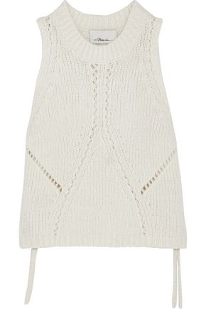 3.1 PHILLIP LIM Open-knit sweater