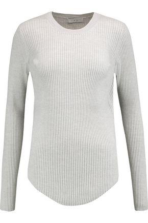 IRO Ribbed wool sweater