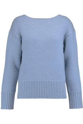 MILLY Stevie wool sweater