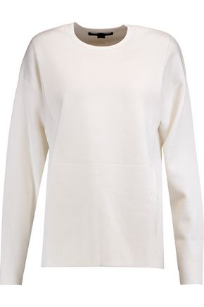 ALEXANDER WANG Merino wool and silk-blend sweater