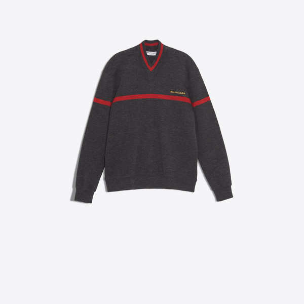 Long Sleeves V Neck Sweater