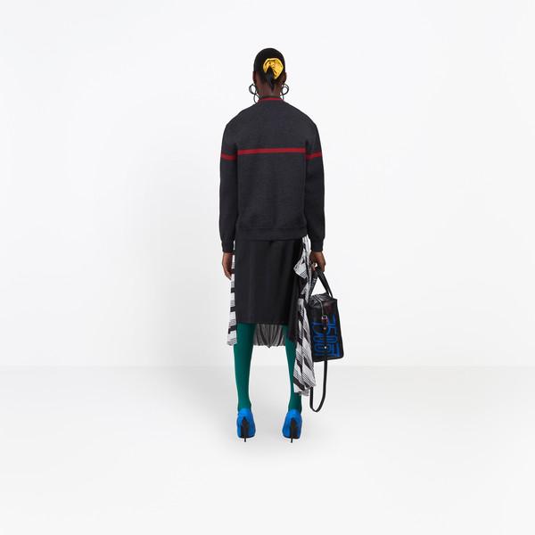 BALENCIAGA Knitwear D Long Sleeves V Neck Sweater h