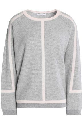 DUFFY Mélange cashmere sweater
