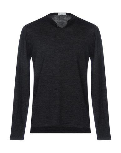 Купить Мужской свитер PAOLO PECORA цвет стальной серый
