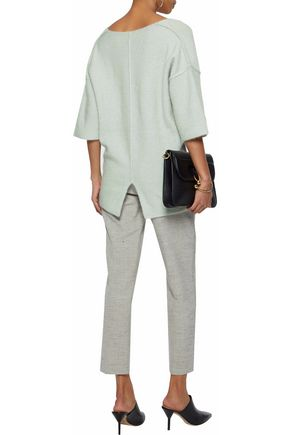 BY MALENE BIRGER Brushed wool-blend sweater