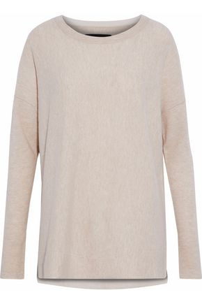 BY MALENE BIRGER Tillon wool and cashmere-blend sweater