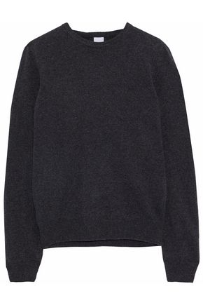 Order Sale Online Top Quality For Sale Iris & Ink Woman Eve Two-tone Cashmere Sweater Pink Size S IRIS & INK 5Orsfo9