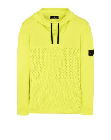 502A1 DROP POCKET MESH ANORAK (100 % COTON MERCERISÉ)