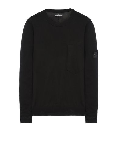 504A3 CREWNECK VENTED SS CREWNECK (MERCERIZED 100% COTTON)