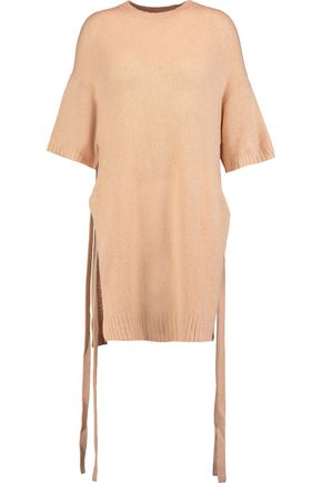 3.1 PHILLIP LIM Draped wool-blend sweater