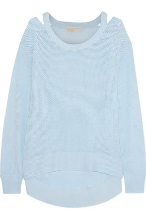 MICHAEL MICHAEL KORS Open-knit sweater