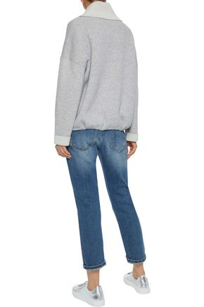 IRIS & INK Spencer cashmere turtleneck sweater