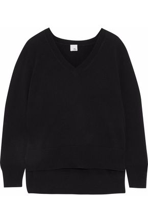 IRIS & INK Asymmetric cashmere sweater