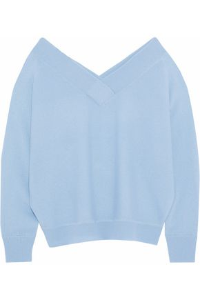 IRIS AND INK Meena oversized cashmere sweater