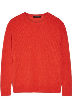 CEDRIC CHARLIER Ribbed-knit sweater