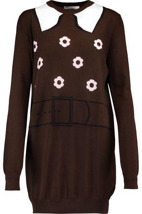 VIVETTA Intarsia wool sweater