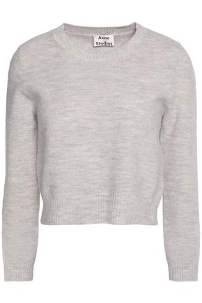 ACNE STUDIOS Mélange wool sweater