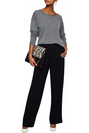 BY MALENE BIRGER Ribbed wool and cashmere-blend sweater