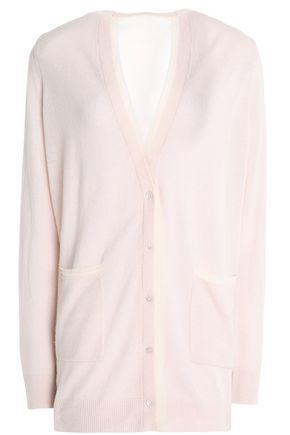 JOIE Frayed cashmere cardigan