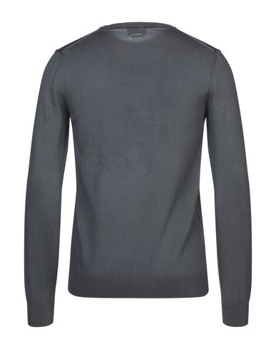 Фото 2 - Мужской свитер BROOKSFIELD свинцово-серого цвета