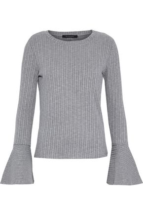 W118 by WALTER BAKER Ribbed-knit top