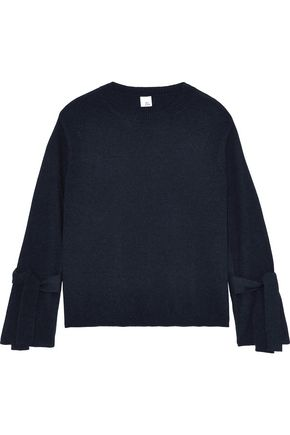 IRIS & INK Tyler cashmere and merino wool-blend sweater